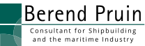 Berend Pruin Consultant for Shipbuilding and the maritime Industry